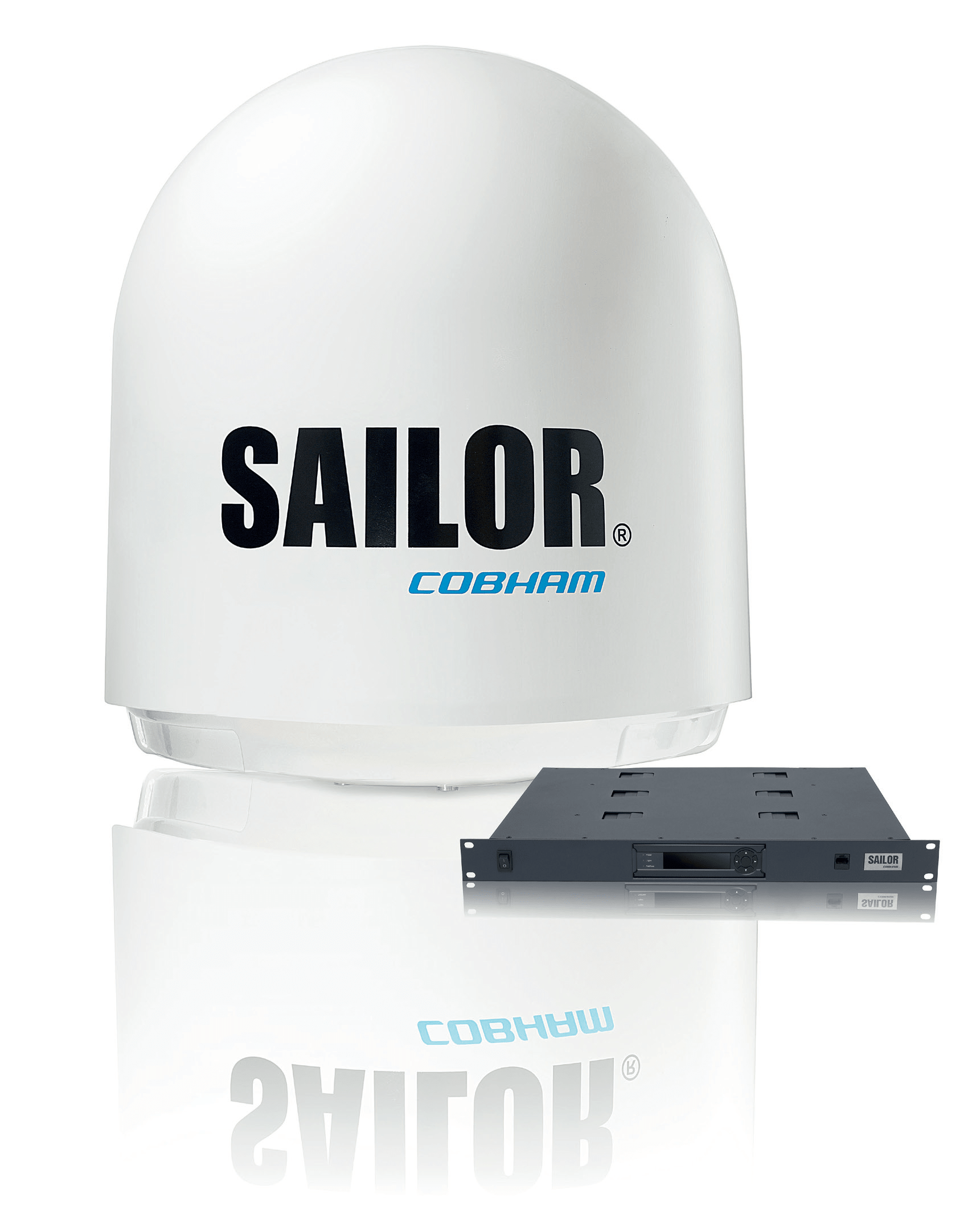 SAILOR 900: KU-BAND VSAT ANTEN