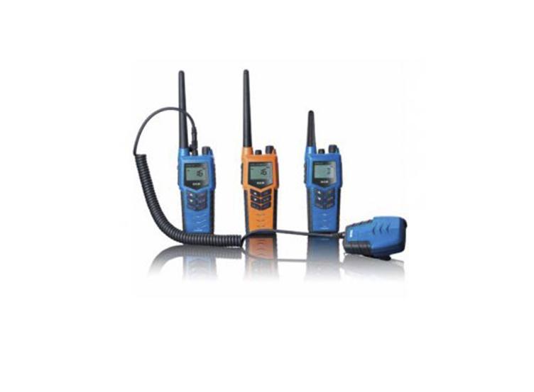 SAILOR SP3540: TAŞINABİLİR PATLAYICI ORTAM VHF GMDSS TELSİZİ