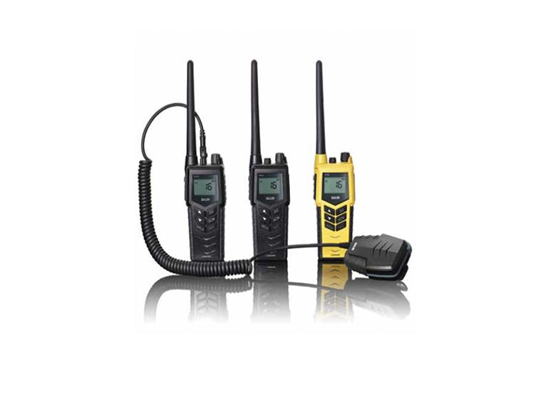 SAILOR SP3530: TAŞINABİLİR PATLAYICI ORTAM VHF TELSİZİ