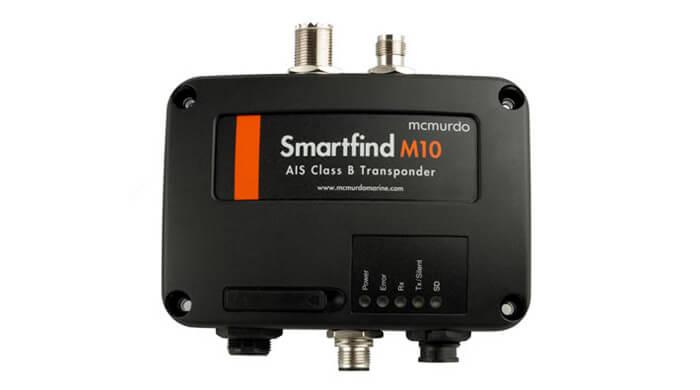 SMARTFIND M10 / M10W AIS CLASS B TRANSPONDER (VERİCİ – ALICI)
