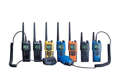 SAILOR SP3560: TAŞINAİBİLİR PATLAYICI ORTAM UHF  TELSİZİ